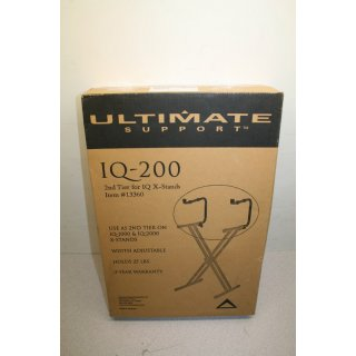 Ultimate Support IQ-200 2nd tier for IQ X Stand NEU