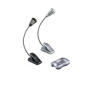 K&M König & Meyer 12289 Notenpultleuchten Flex Lights Mega-Pack NEU in OVP