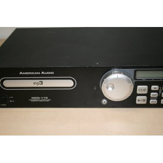 American Audio MCD-110 MP3 CD Player gebraucht
