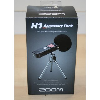 Zoom H1 Accessory Pack APH-1n NEU in OVP
