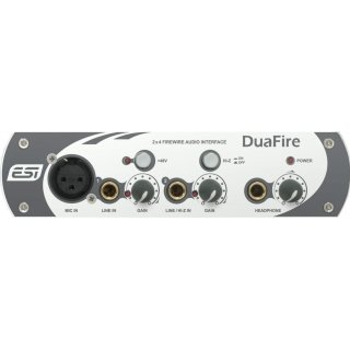 ESI DuaFire Audio Interface portable gebraucht
